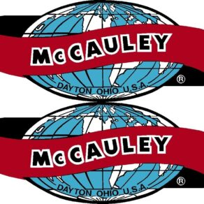 McCauley World Prop Propeller Decal (PAIR)