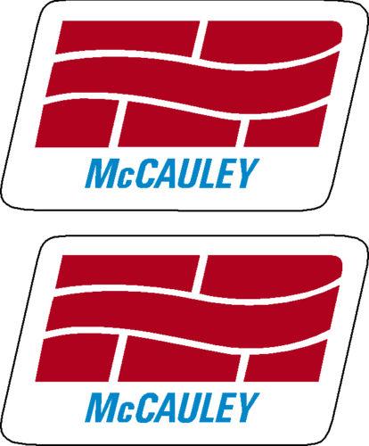 McCauley Prop Propeller Decal (PAIR)