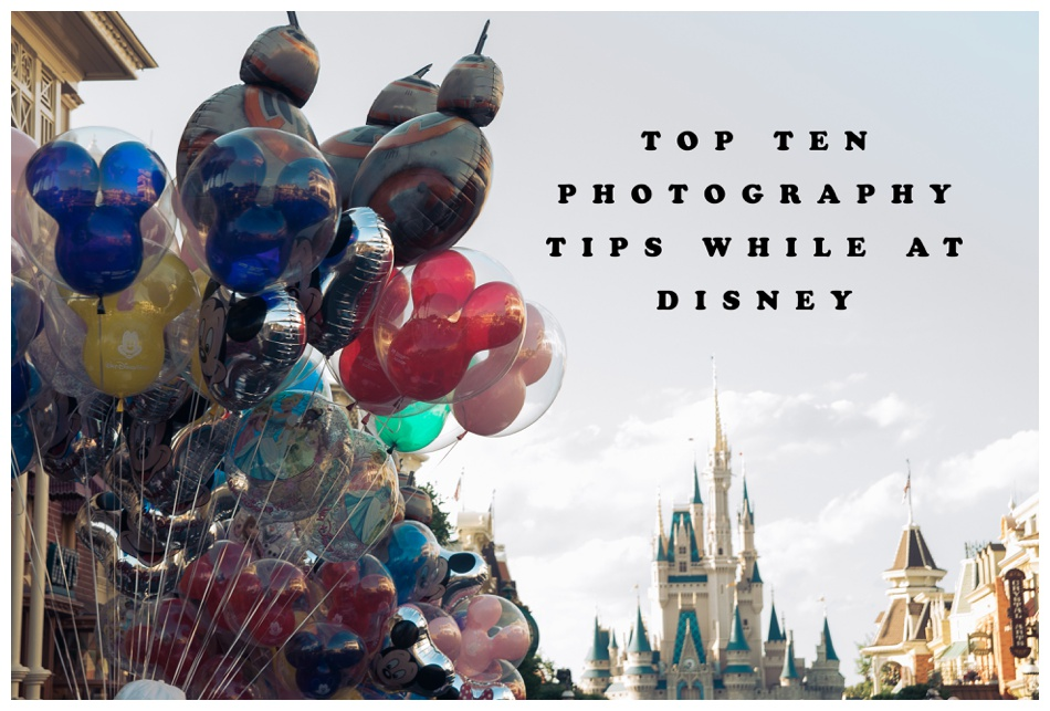 Top 10 Disney Photography Tips