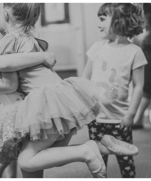 Ballet Birthday Party Madison Wisconsin