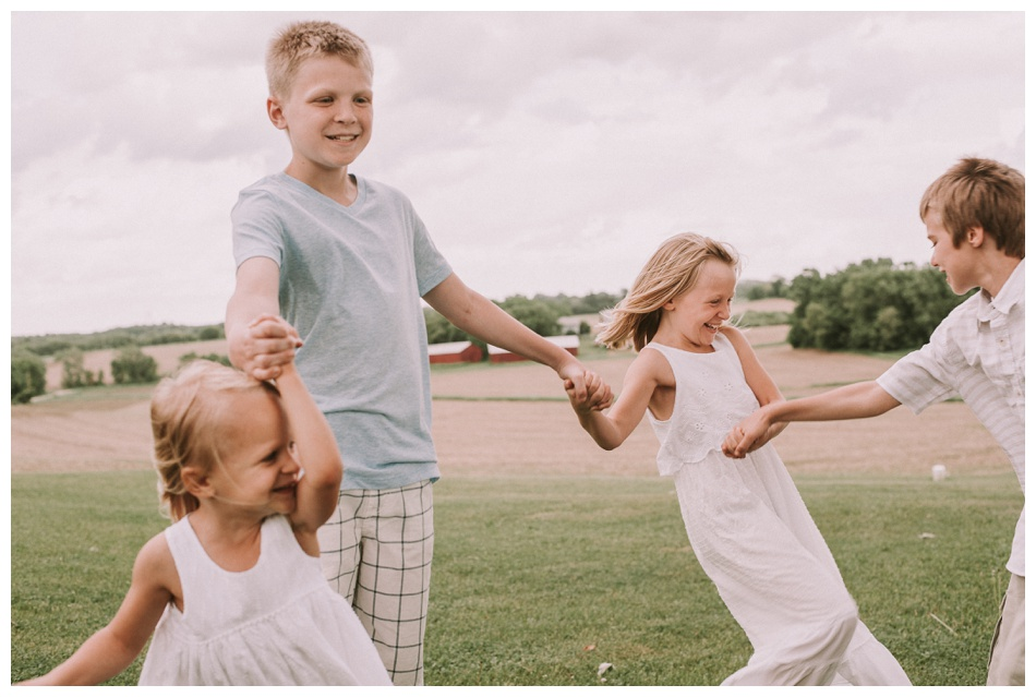 Family Photography Grandma Grandchildren