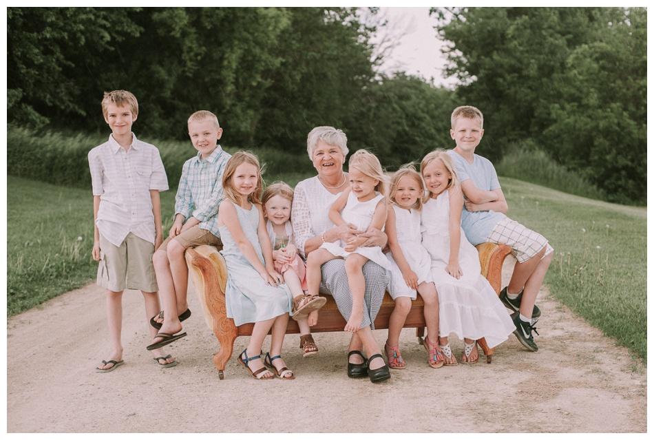 Large Family Farm Lifestyle