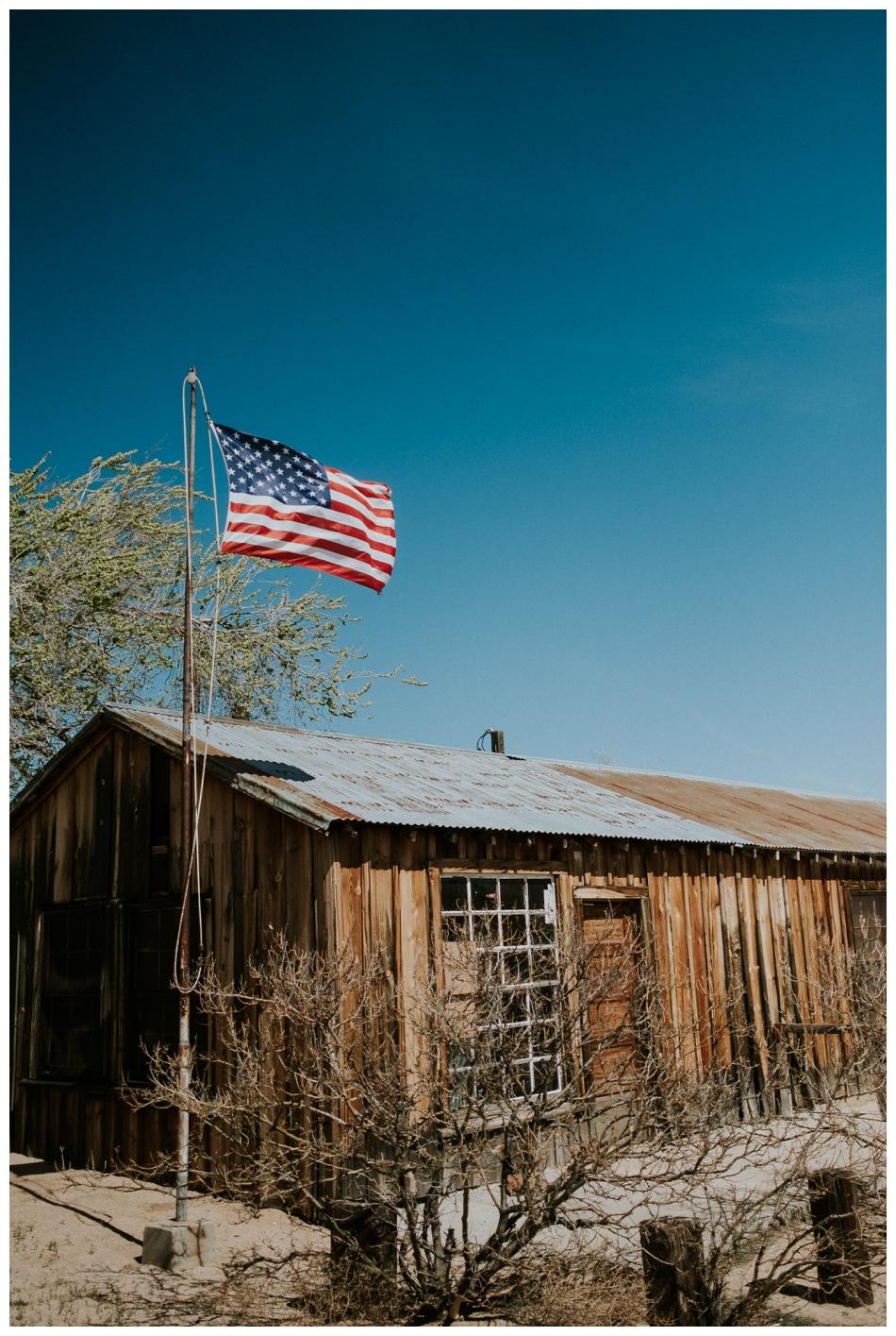Mojave National Preserve Cima Store