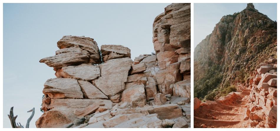 Grand Canyon Anniversary Vacation