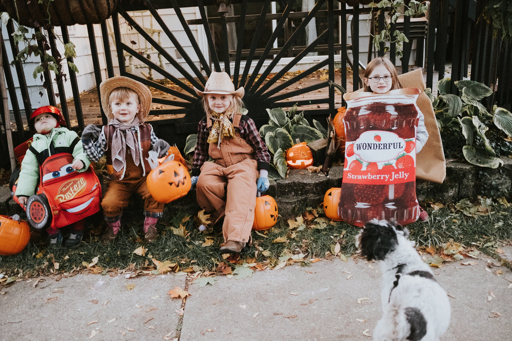 All Saints Day with kids