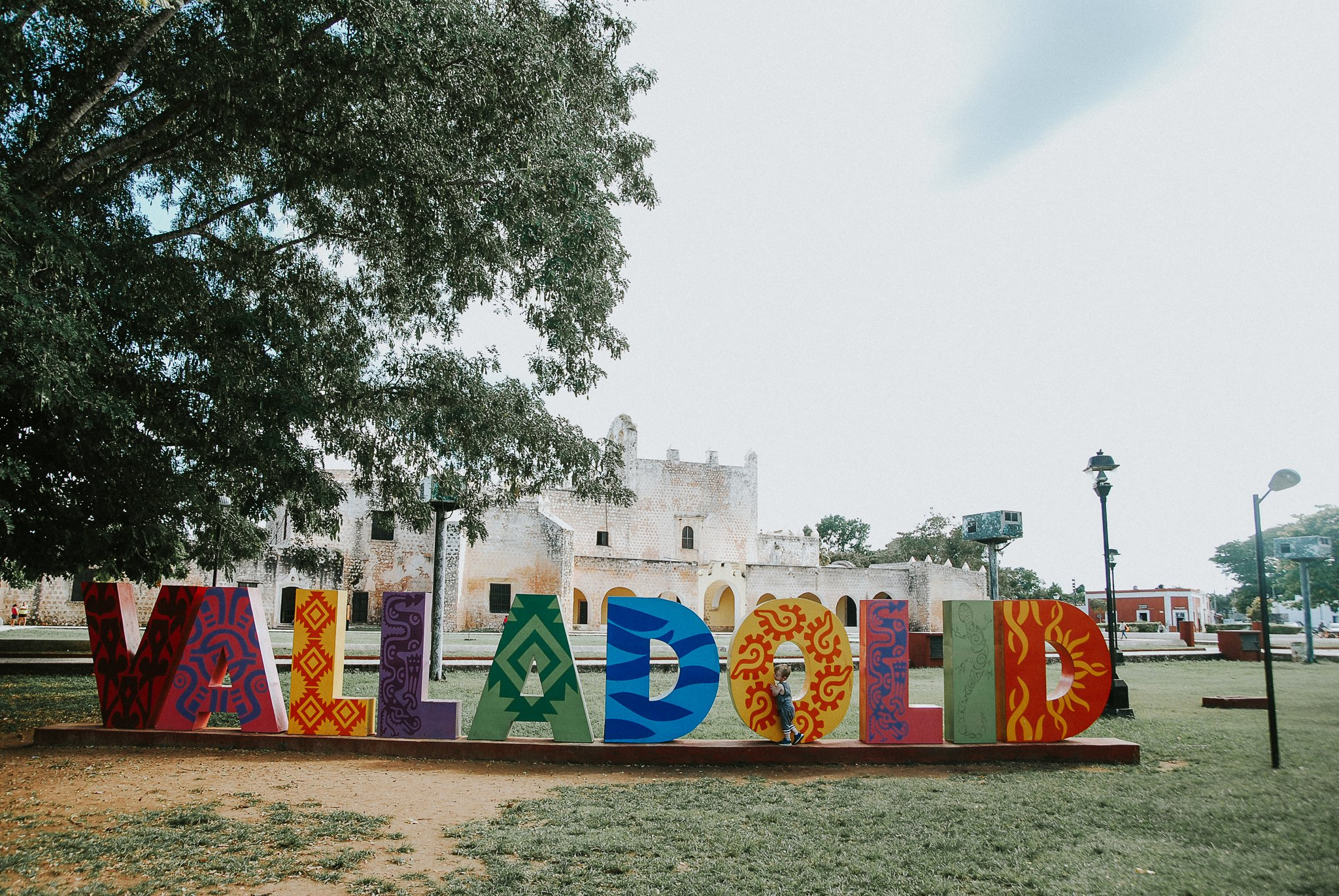 Valladolid with Kids