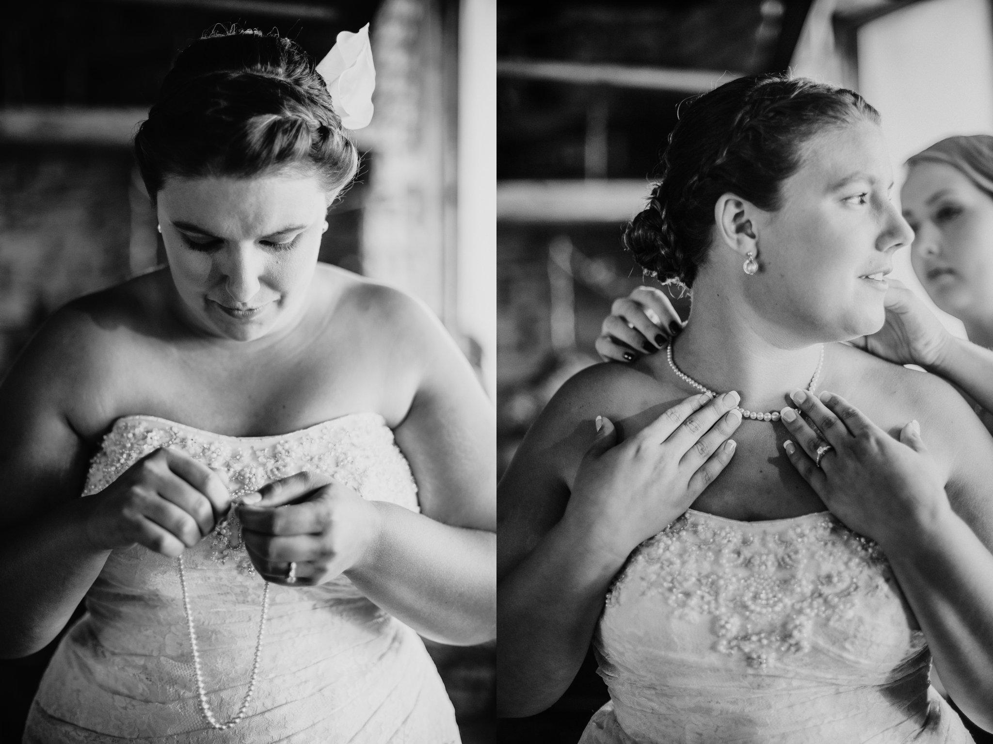 Whitewater Wedding