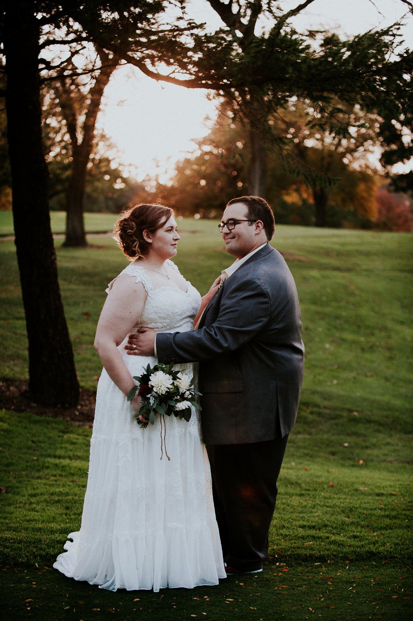 Janesville Country Club Wedding