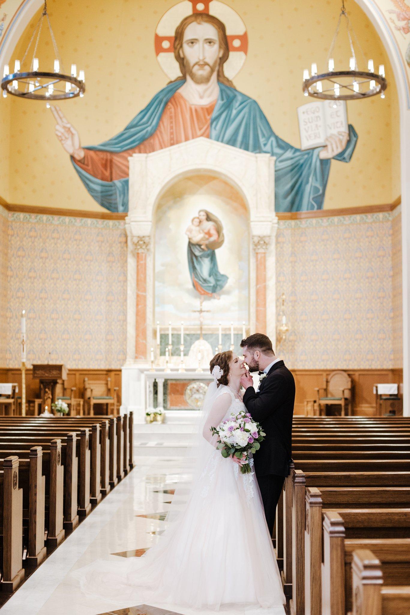 Polish Catholic Wedding