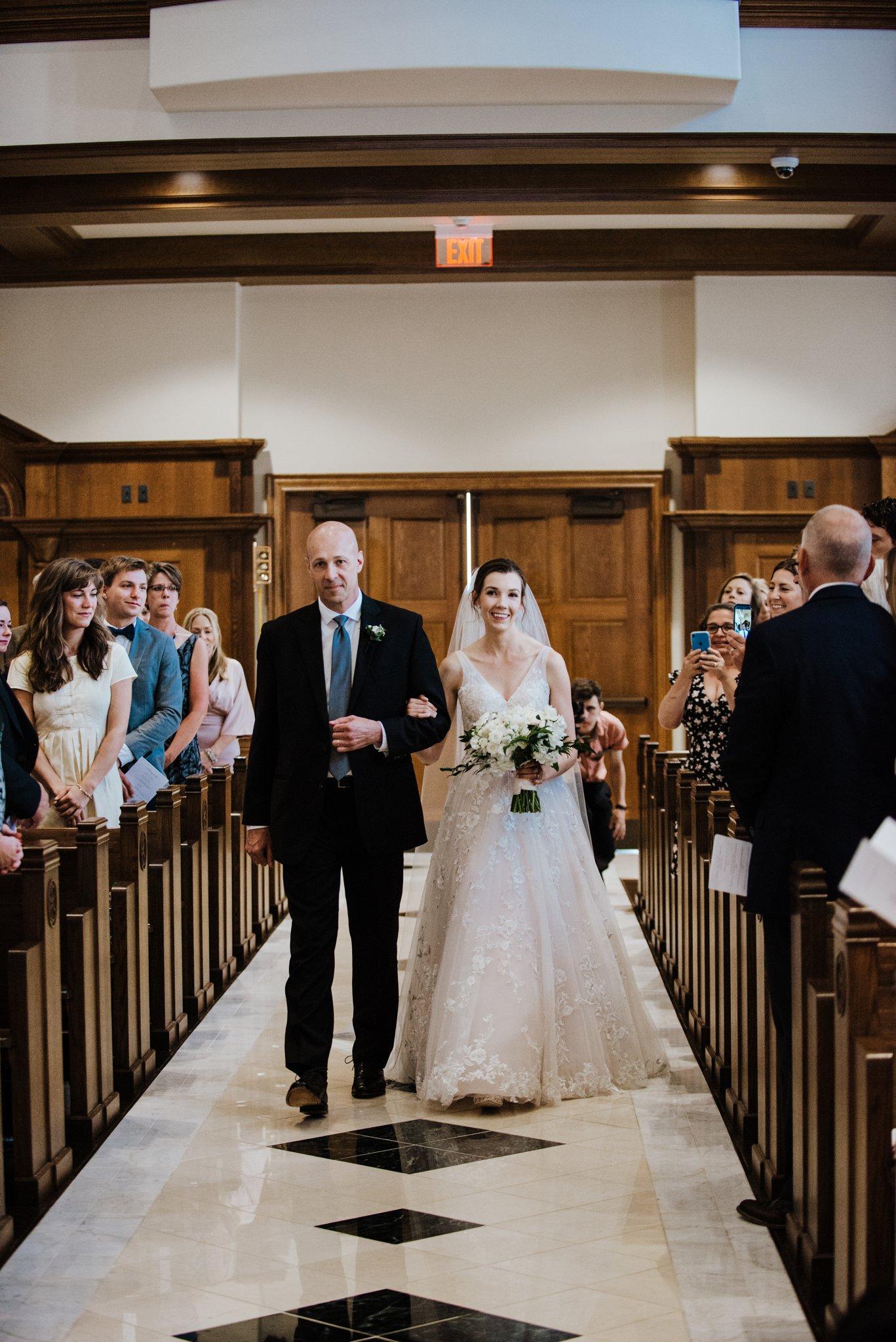 St. Paul's Wedding