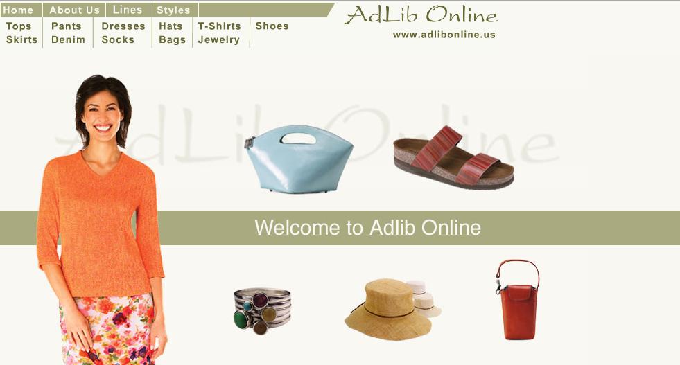Asheville Local Store - Shopping Cart Website Design