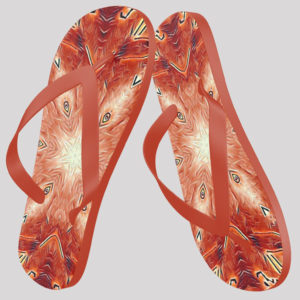 Asheville Graphic Designer Shoe Design