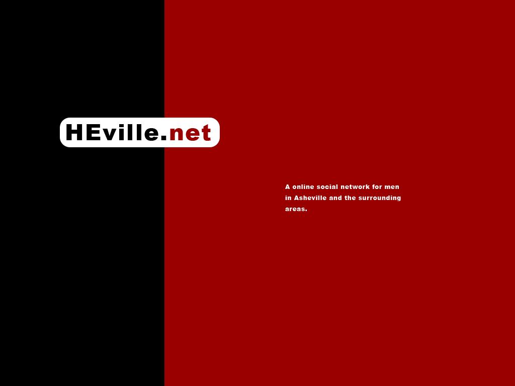 GRAPHICS HEville Social Network Website