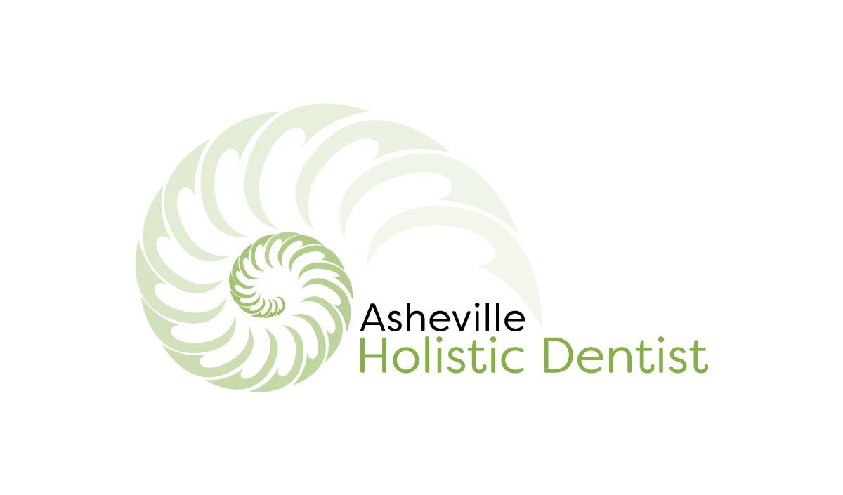 Logo Design Asheville Holistic Dentist