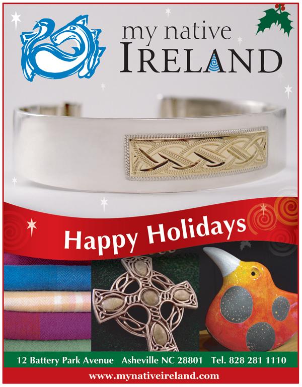 ADVERTISING Holiday Print Ad