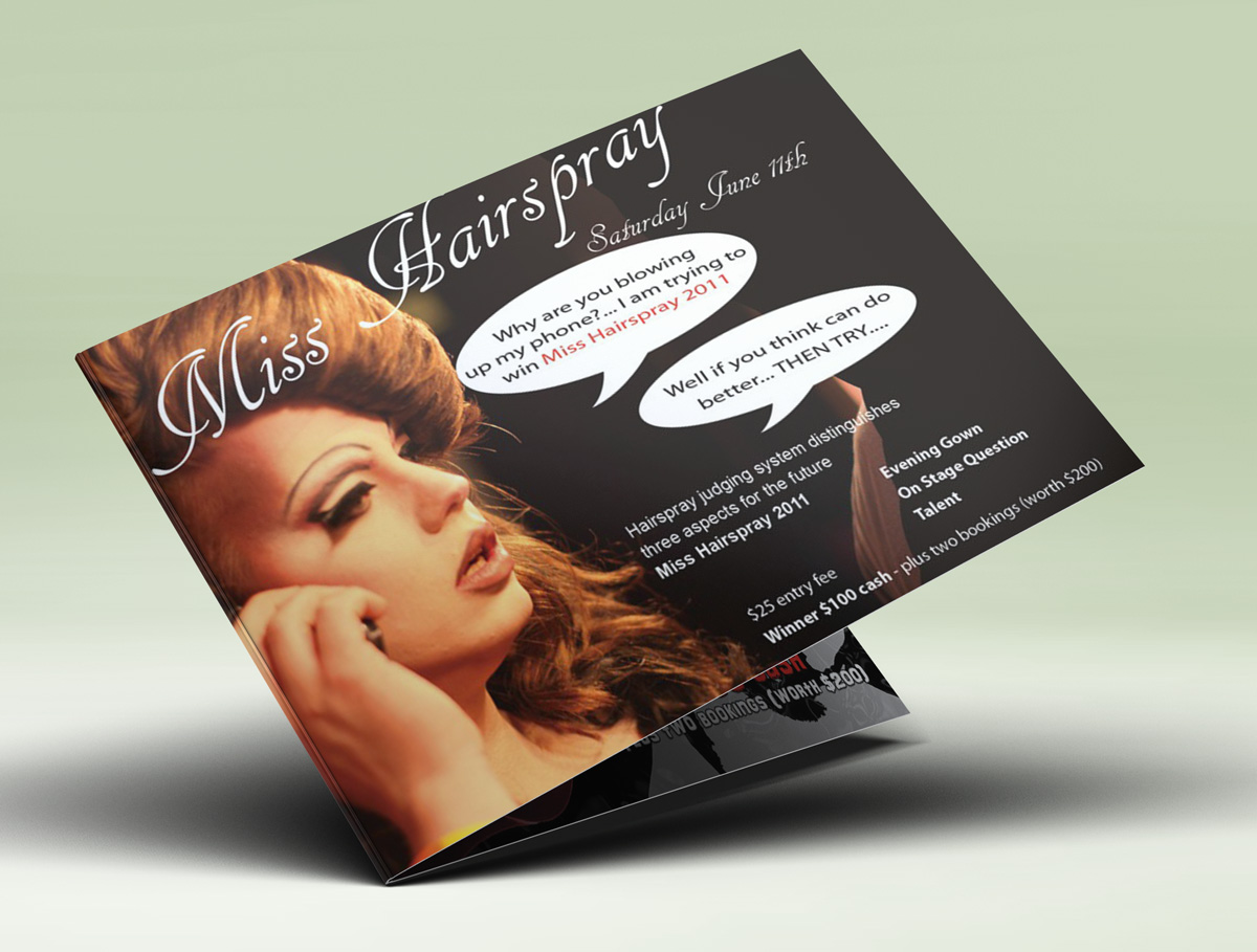 DIRECT MARKETING Flyer Design