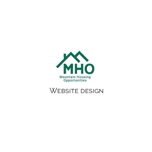 Asheville MHO Website Design