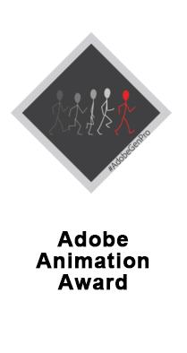 Asheville Adobe Animation Award