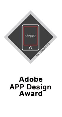 ADOBE AWARD: App Design