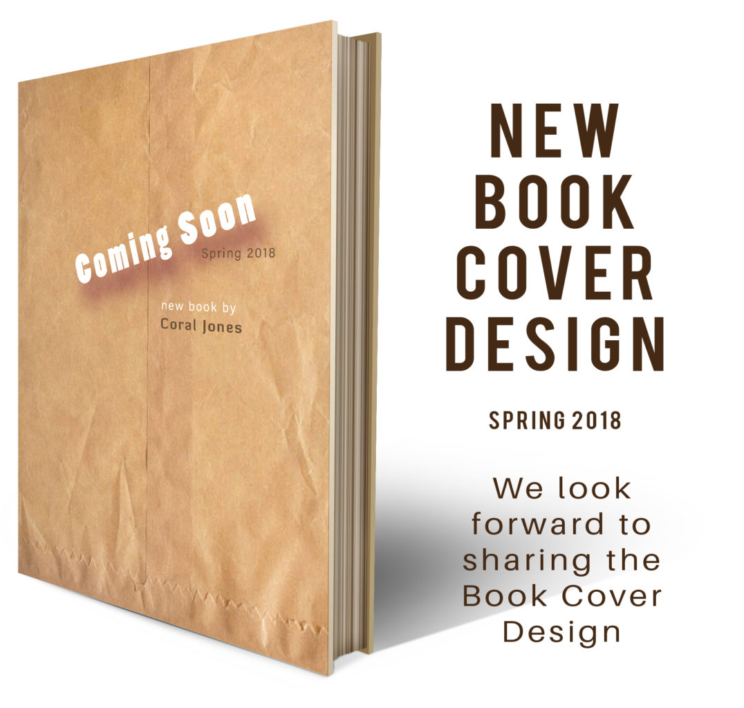 NEW Book Cover Design - Spring 2019