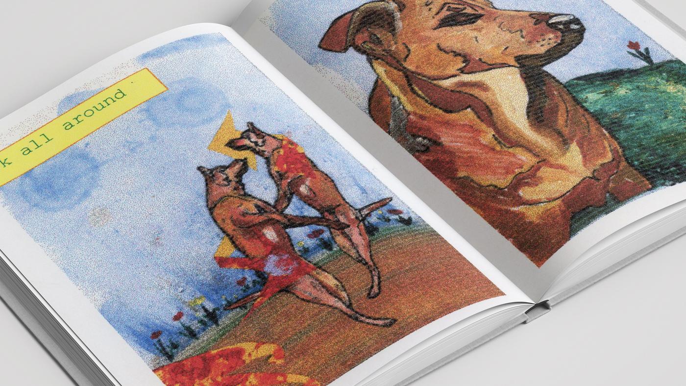 Book Design by Irishguy Design Studio Asheville