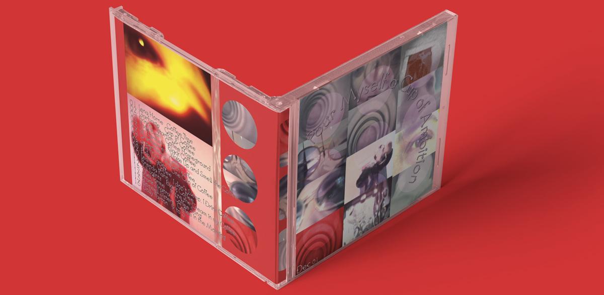 GRAPHIC DESIGN: CD Cover Design