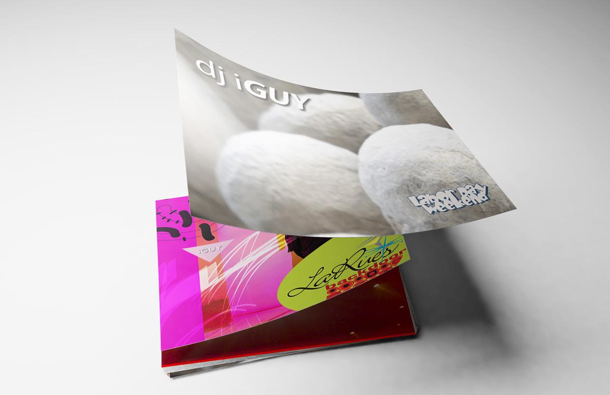 DIRECT MAILER DJiGUY Flyer Designs