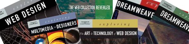 Web Design Books by Gary Crossey IrishGuy.