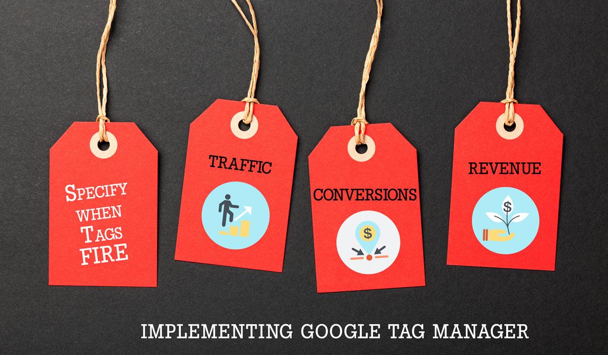 IrishGuy Design Studio Graphic Design for Google Tag Management