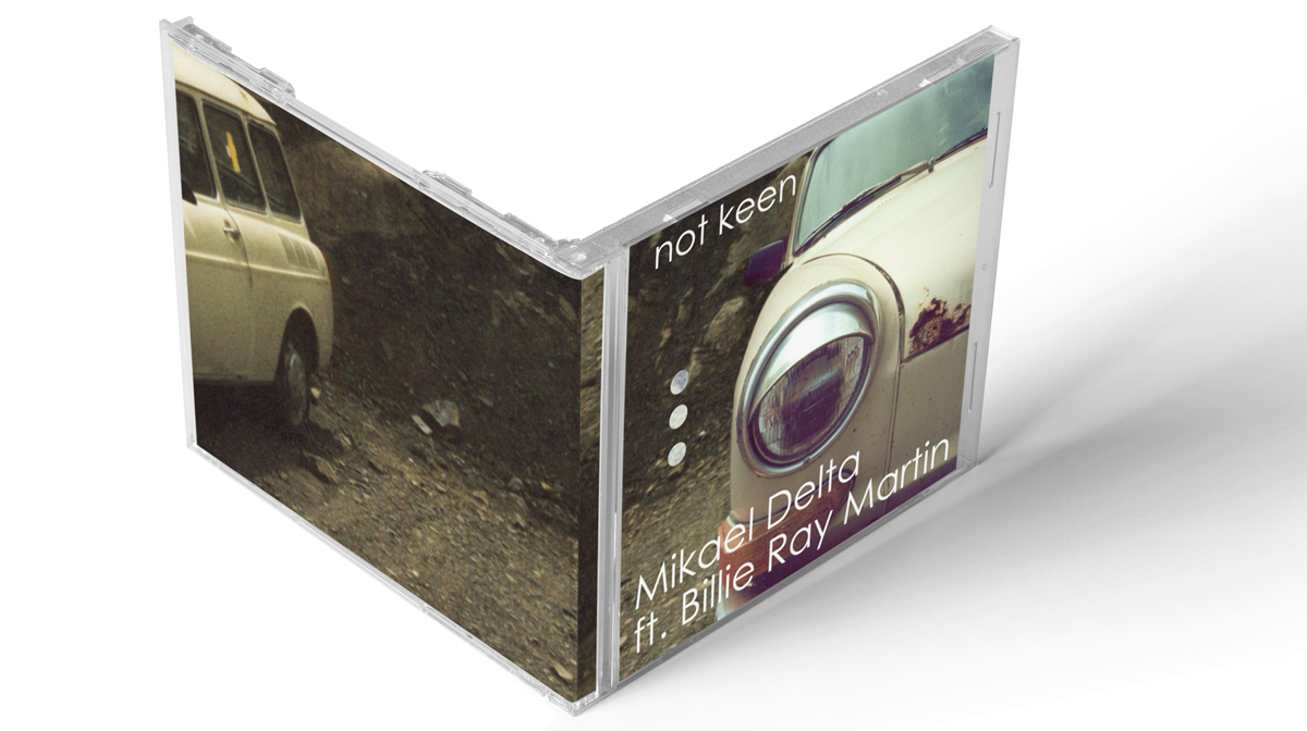 PACKAGE DESIGN: CD Cover
