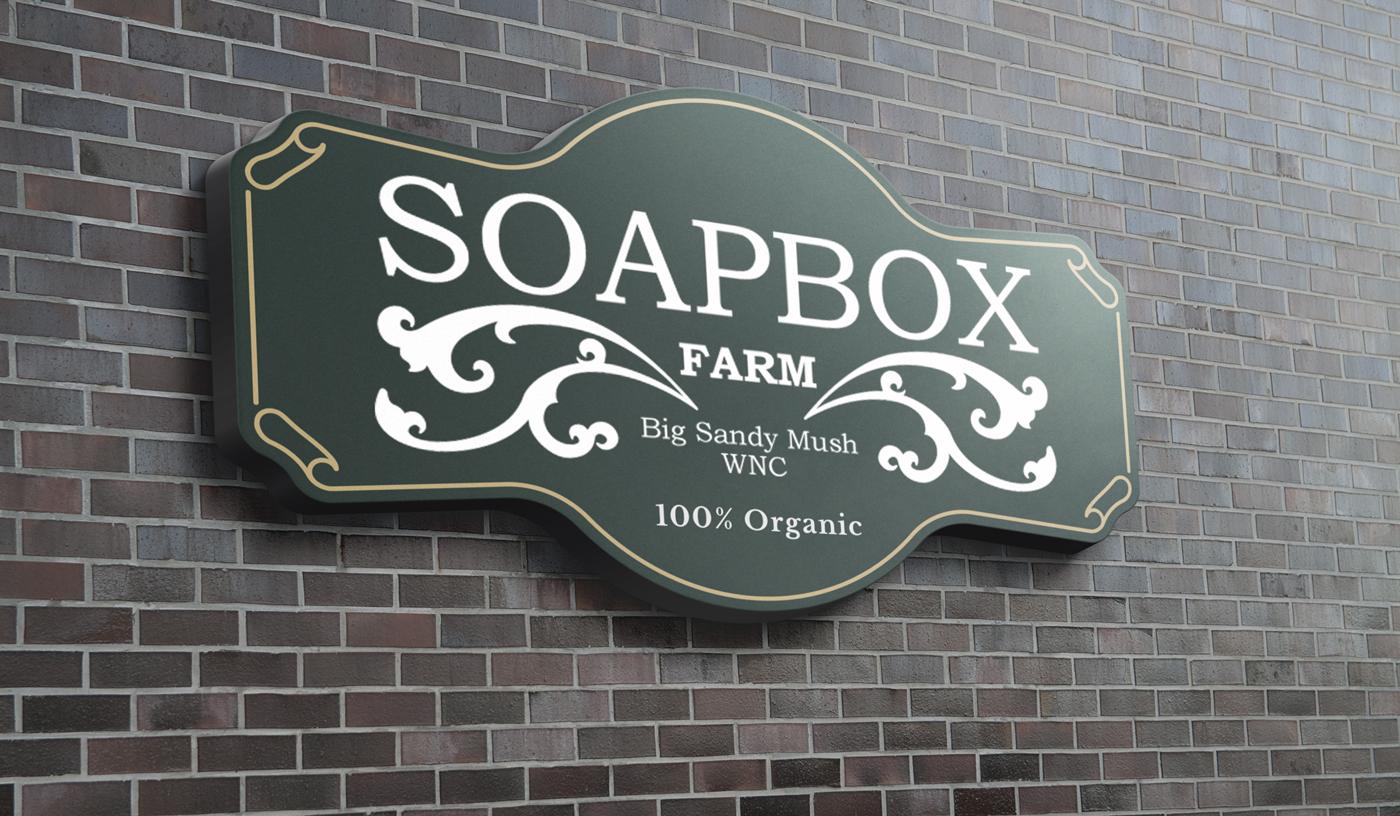 Logo Design Asheville Farm