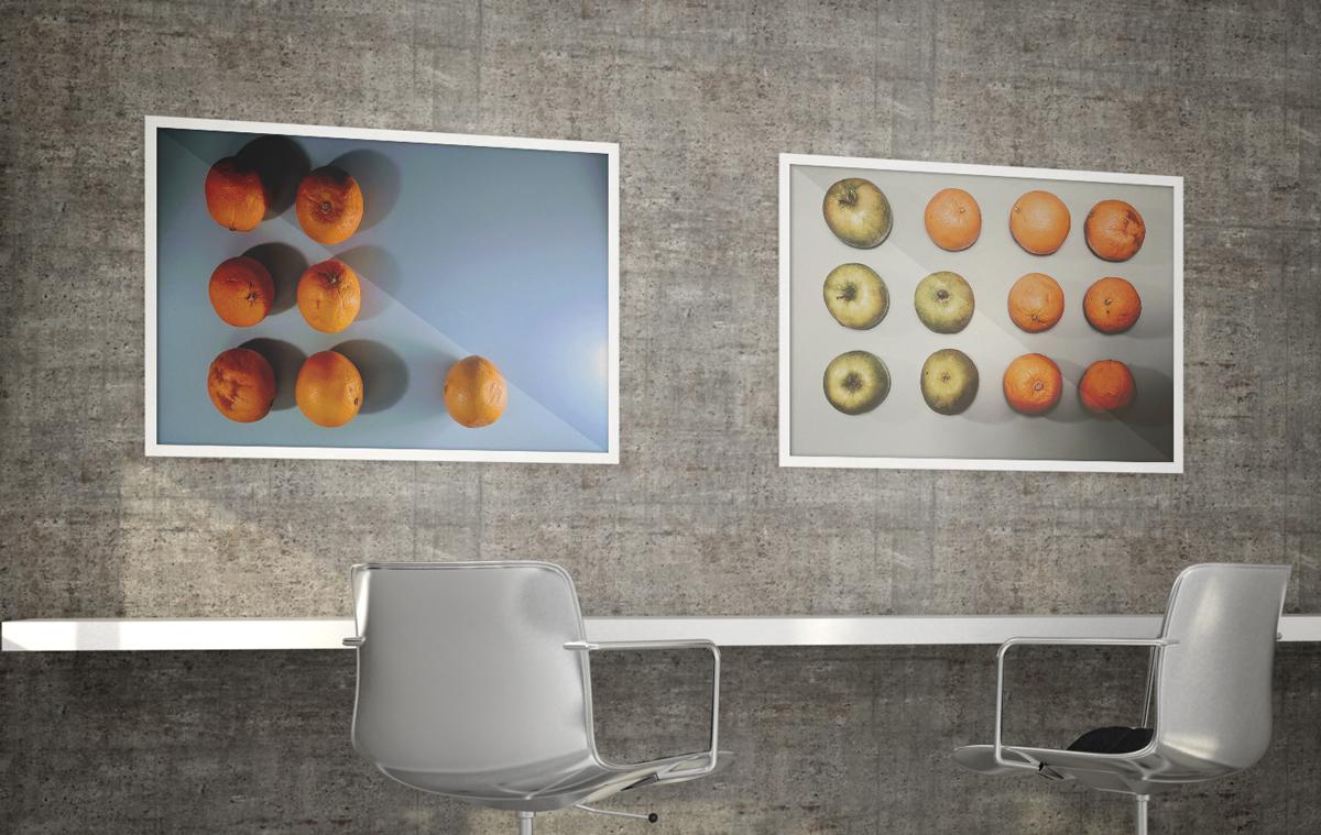 PHOTOGRAPHY Apples & Oranges