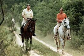 Reagan & Bush