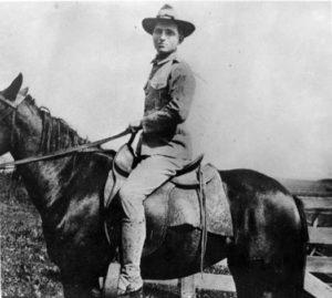 Truman in 1907