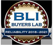 BLI award 2018-2021