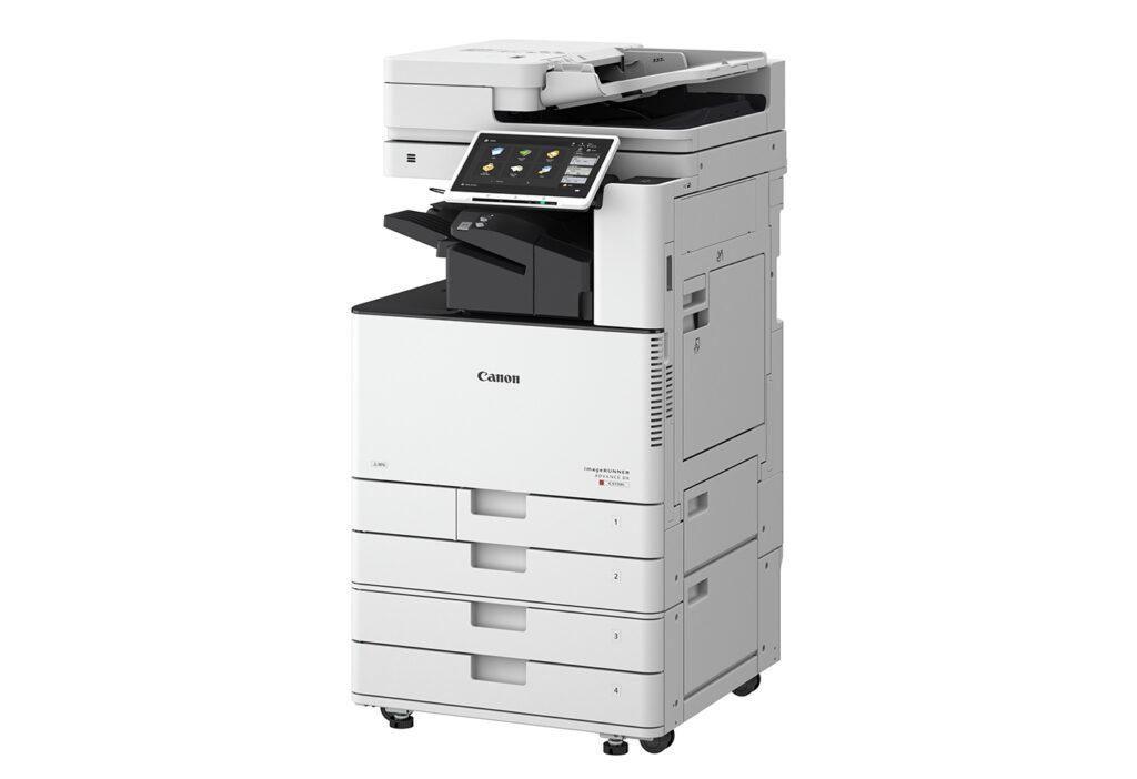 Canon printers DX C3700i