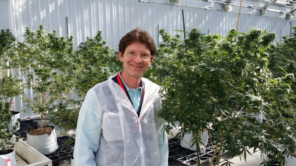 Dr. Mirman - MInnesota Medical Solutions Cannabis Production Facility
