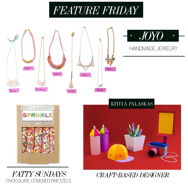 feature friday (joyo, fatty sundays and kitiya palaskas images)