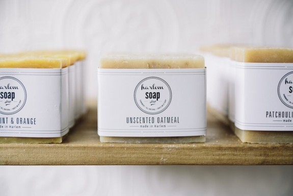 Jammie Waldron Harlem Soap