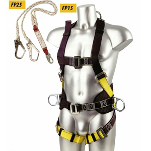 Portwest Scaffolding Kit With Double Lanyard