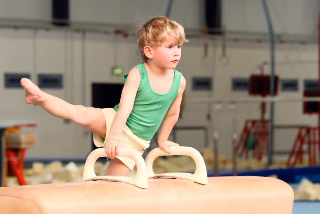 Read more about the article 5 Simple Reasons Your Son Should Do Gymnastics (Even if he Doesn't Want to be a Gymnast)