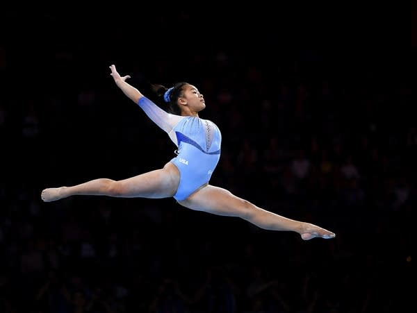Read more about the article Who to watch for the 2020 Olympics…Sunisa Lee