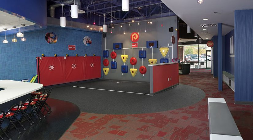 Fitness Center Carpet