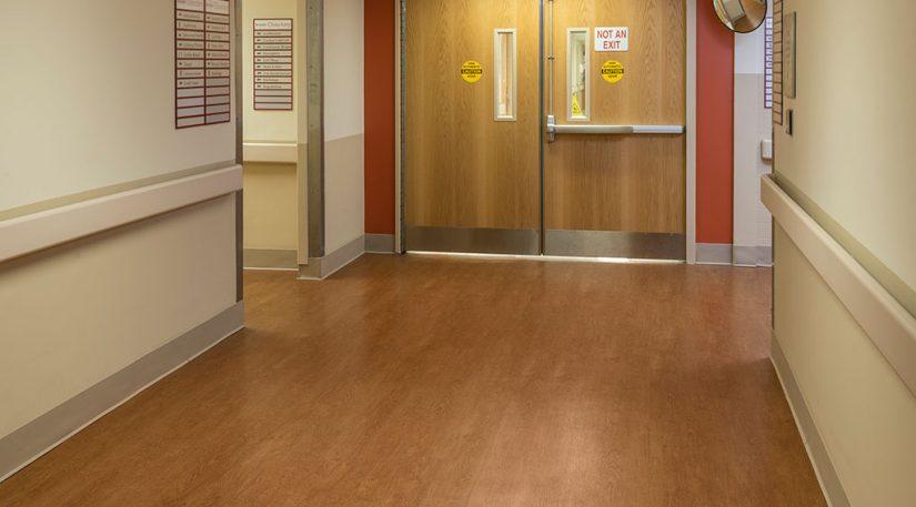 Medical Facility Vinyl Plank