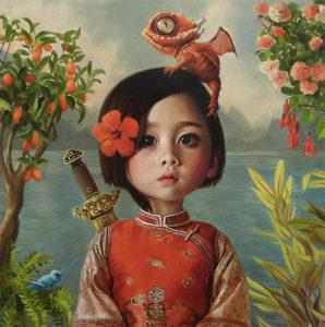 Olga Esther_Beautiful Bizarre 2018 Art Prize Finalist
