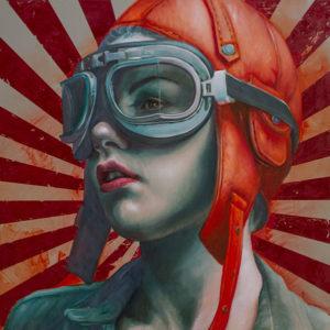 Kathrin Longhurst_Beautiful Bizarre 2018 Art Prize Finalist