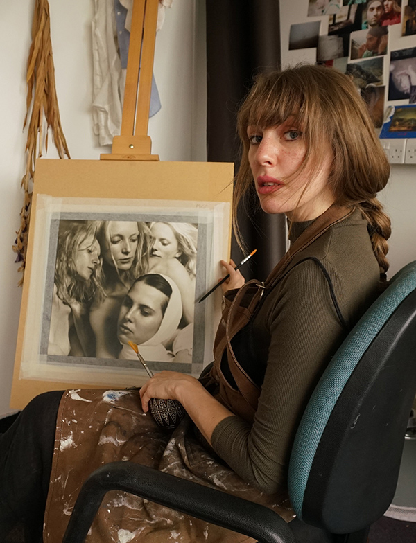 Ellen Rogers - Beautiful Bizarre Art Prize 2020 - Jury Panel