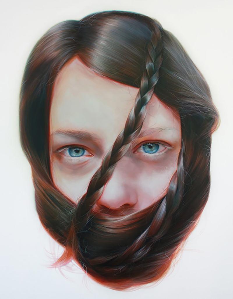Roos van der vliet_beautiful bizarre art prize 2018