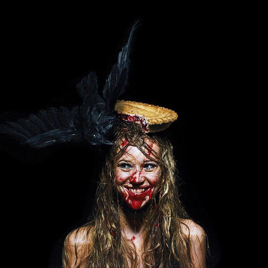 Victor Grasso - Blackbird Pie - INRPNT Traditional Art Prize