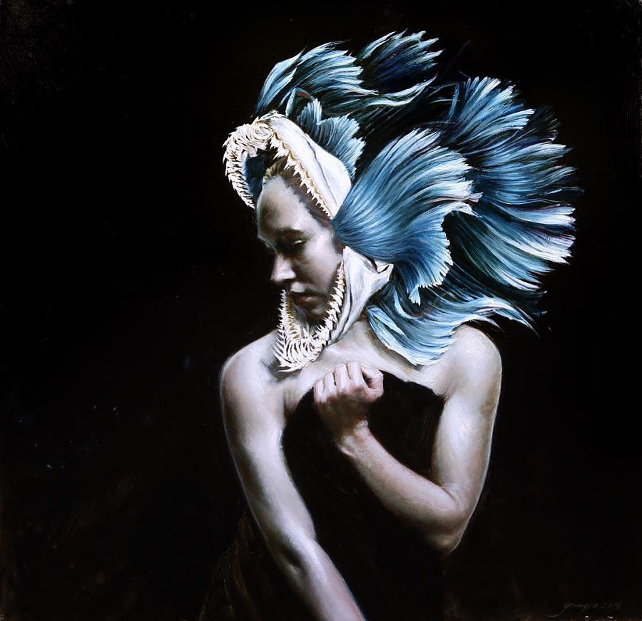 Victor Grasso - Typhoon - INPRNT Traditional Art Prize